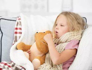 На что необходимо обратить внимание при кашле ребенка