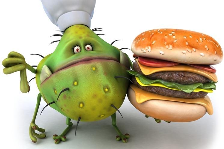 Некачественные продукты питания