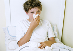 Описание симптомов синусита у детей