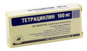 Перечень антибиотиков для детей при кашле