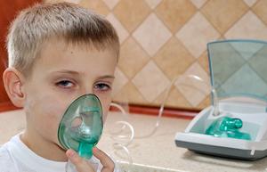 Как сделать ингалляцию ребенку небулайзнром