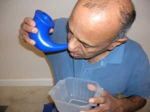 Когда промывка носа поможет
