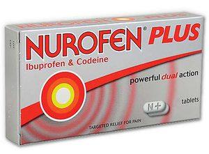 Как действует Нурофен плюс