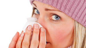 Часто свербит в носу и хочется чихать