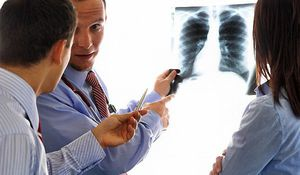 Диагностика заболевания бронхит