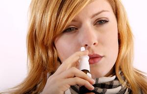 Описание популярных и эффективных спреев для носа от аллергии и насморка