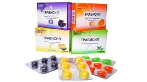 Инструкция по применению Трависила для лечения кашля