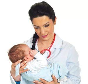 Как вылечить насморк у младенца
