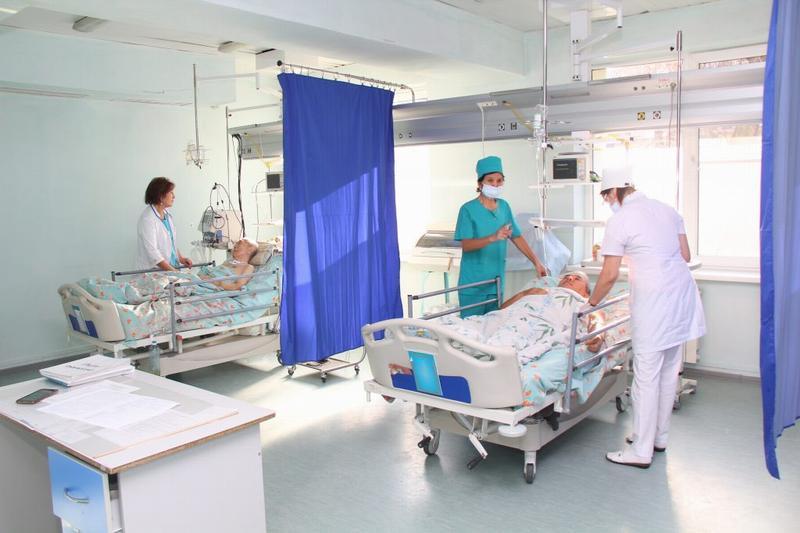 Госпитализация в отделение токсикологии