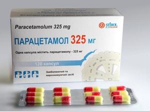 Недостатки препарата парацетамол