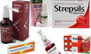 Какими препаратми лечить транзилит