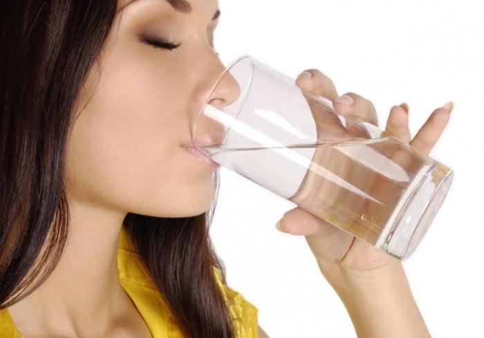 Щелочное питье