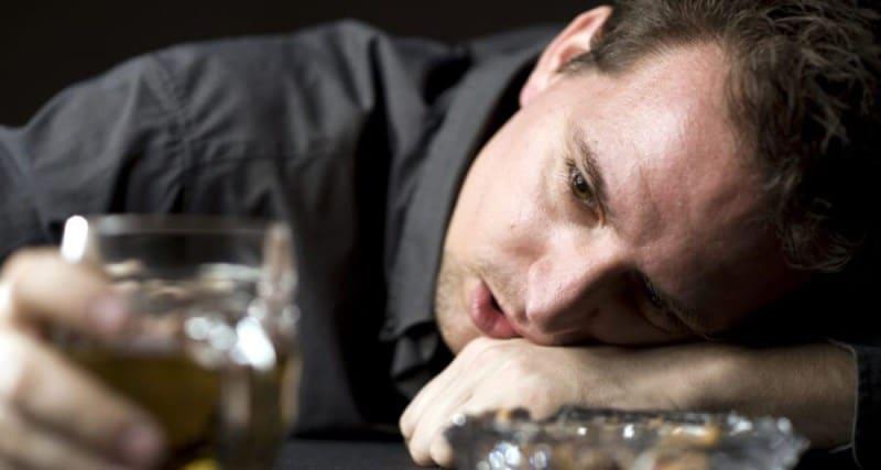 Состояние алкогольной интоксикации