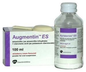 Состав Аугментина и фармакологическое действие