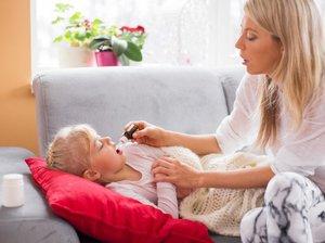Особенности эффективного лечения ангины у детей
