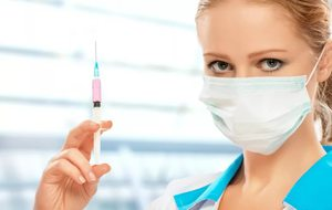 Как делают прививки от гриппа