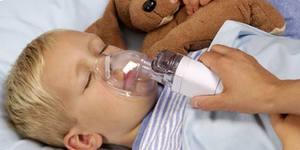 Как сделать ингалляцию ребенку ингаллятором