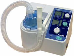 Ультразвуковой небулайзер для ингалляций