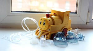 Небулайзер BWell WN 115K идеально подойдет для детей