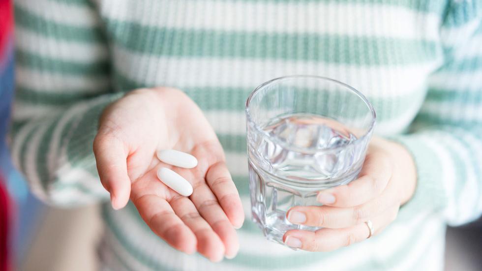 Прием лекарства по ошибке
