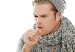 Сухой продолжительный кашель требует лечения