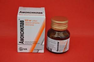Список антибиотиков для взрослых при сильном кашле