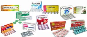 Боль в горле как лечить