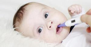 Лечение ОРВИ у новородденного