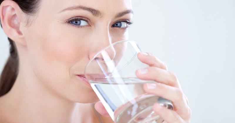 Употребление кипяченой воды