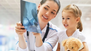 Как проводится рентген ребенку?