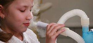 Паровая ингаляция для лечения кашля