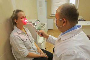 Быстрое лечение вазомоторного ринита