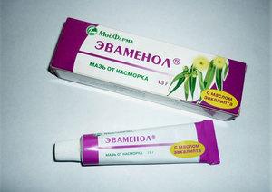 Отзывы о препарате эваменол