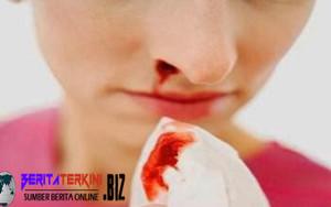 Кровотечение из носа при насморке