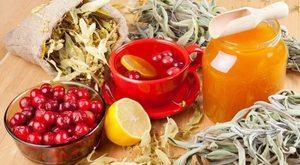 Мед и травы - народное лечение
