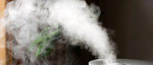 Увлажнитель воздуха - причина дискомфорта в горле