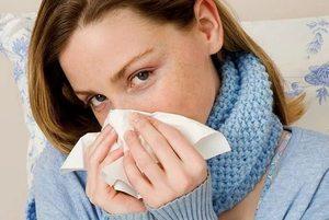 Насморк, заложенность носа и гайморит
