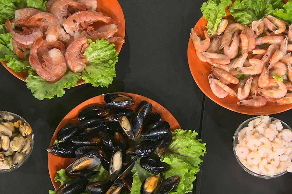 Морепродукты могут содержать мышьяк
