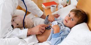 Как лечить мононуклеоз у детей