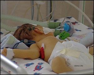Протекание инфекции у грудных детей