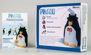 Небулайзер Med 2000 Пингвин U2 - удобная модель