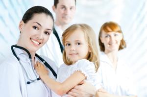 Здоровье ребенка зависит от правильности лечения