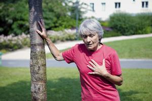 Признаки развития буллезной болезни легких