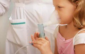 Лечение кашля при помощи ингаляции