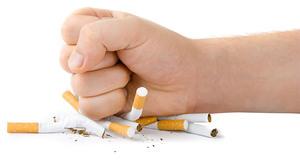 Курение вызывает сухость в горле