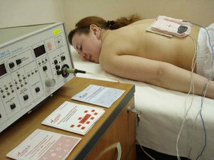 Методика электофореза при воспалении легких