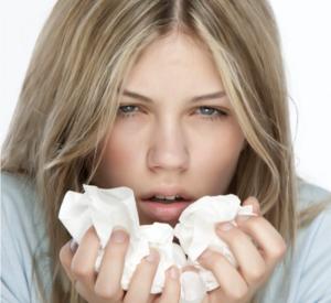 Как лечить гиперемированную слизистую носа