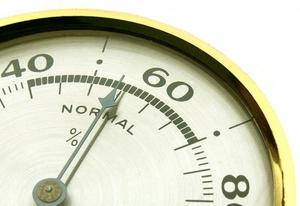 Как измеряется влажность воздуха