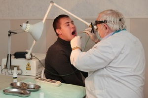 Методы диагностики тонзиллита