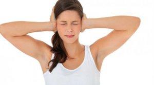 Дискомфортные ощущения в ушах